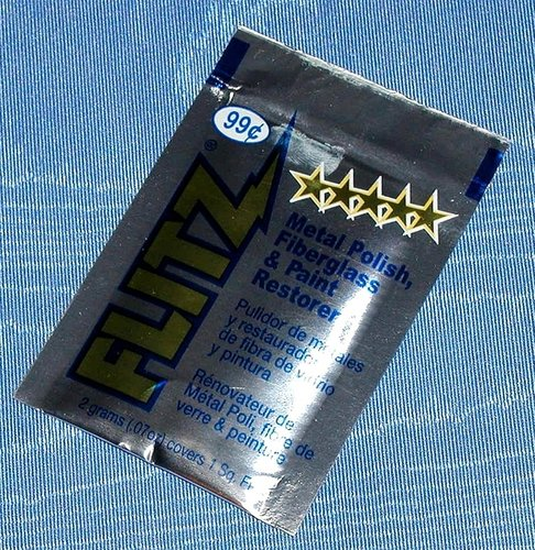 Flitz Metallpolitur Paste 2 gr.