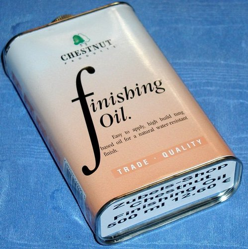Chestnut Finishing Oil