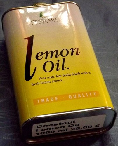 Chestnut Lemon Oil 1L