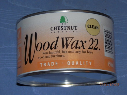 Chestnut Wood Wax 22, 450ml