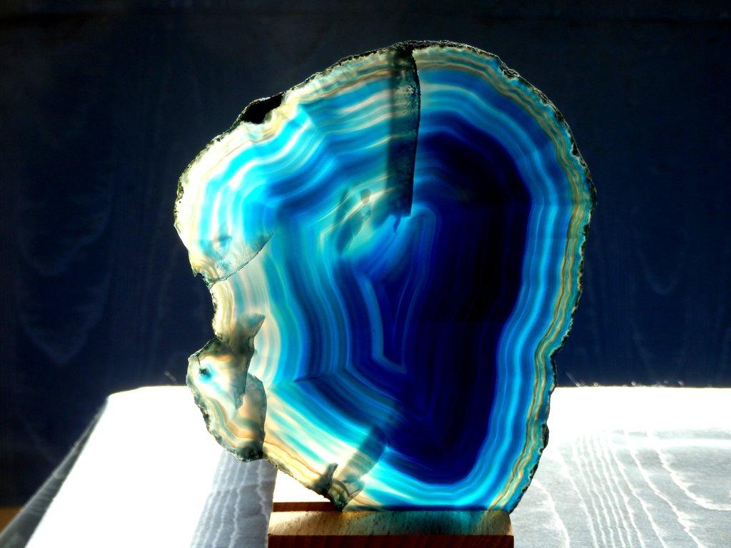 achat edelstein mineral scheibe brasilien ca 135x110x6 5 mm. Black Bedroom Furniture Sets. Home Design Ideas