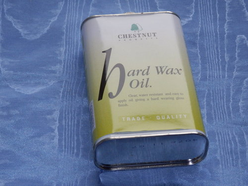 Chestnut Hard Wax Oil 500 ml